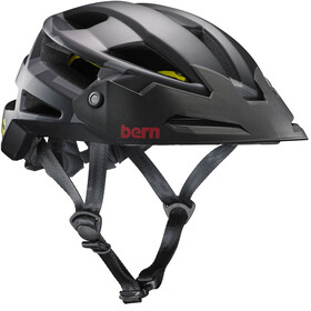 Bern FL-1 XC Type MIPS Helmet with Visor Matte Black